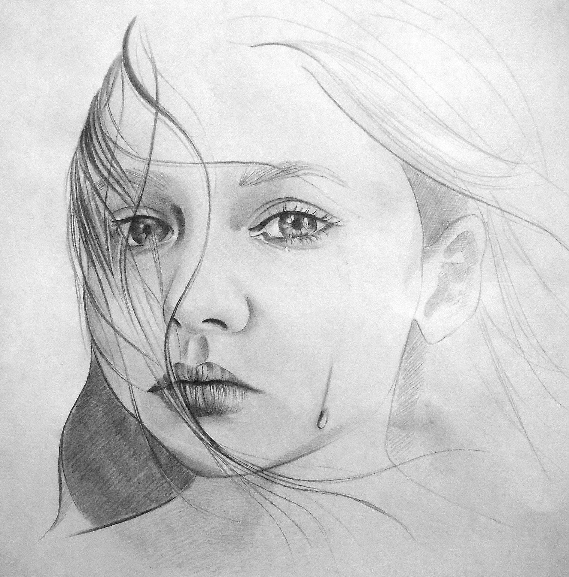 смотреть красивые рисунки карандашом для начинающих рисовать добрый