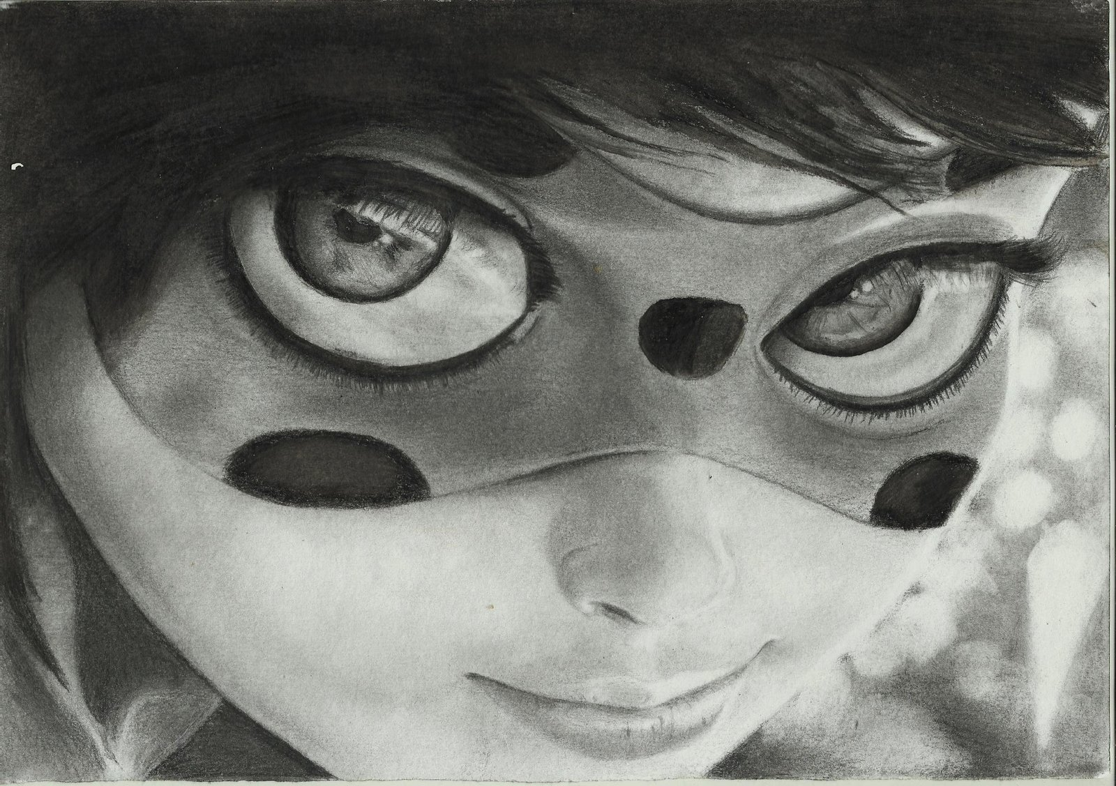 Картинки леди баг и супер кота для срисовки карандашом