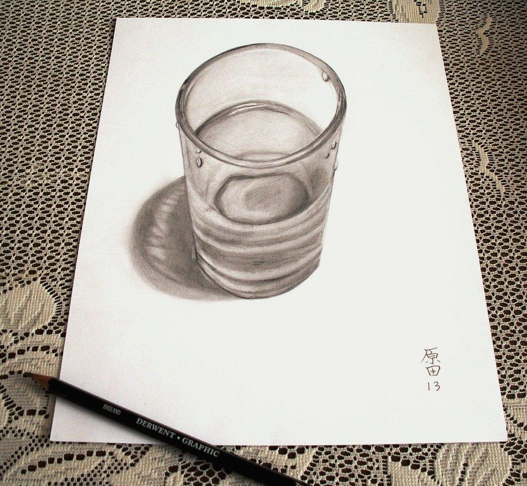 Теплым, картинки на бумаге карандашом для начинающих легкие