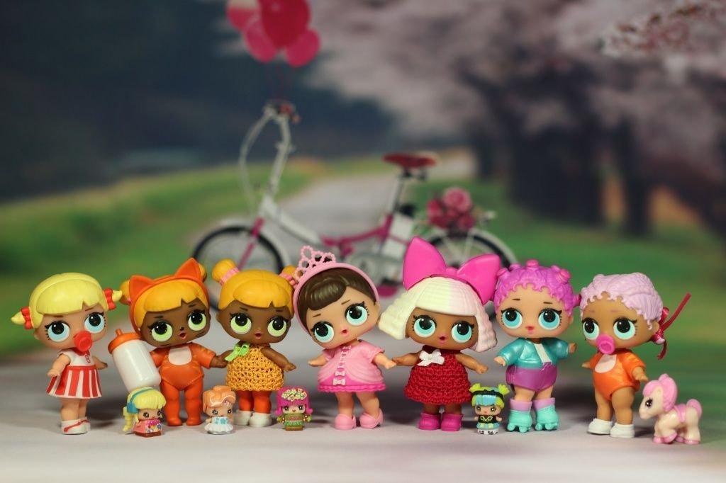 представлены все картинки куклы лол все серии репутацию