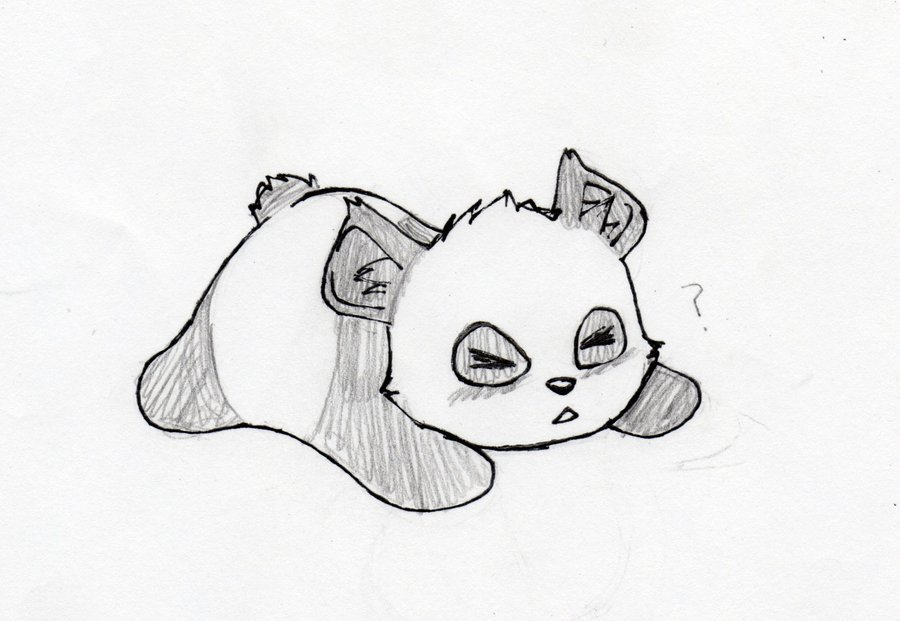 Прикольные няшные рисунки карандашом, картинки насекомые