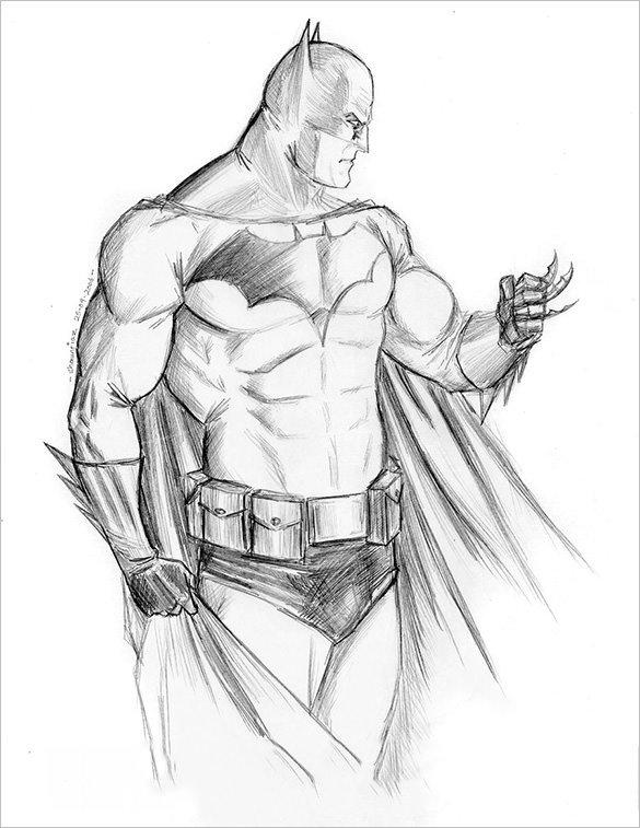 можно все картинки супергероев карандашом поэтапно фон