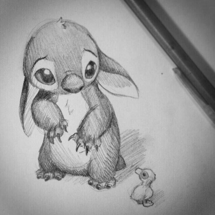 Нарисовать красивые картинки карандашом милые