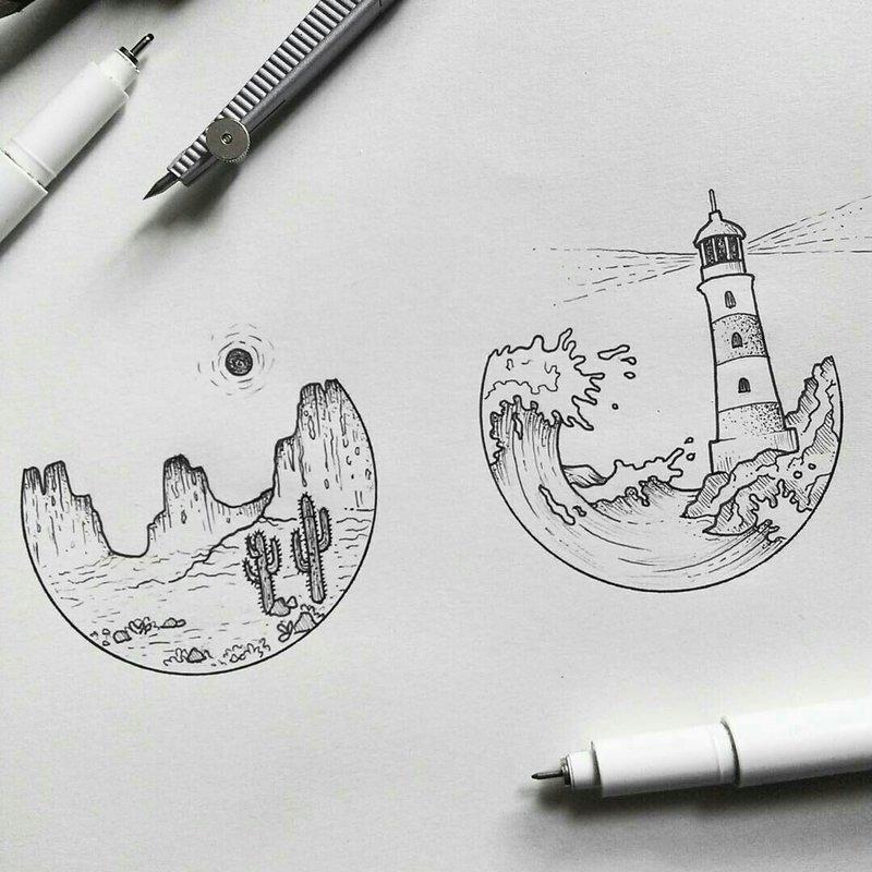 Картинки для личного дневника: идеи
