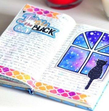 Картинки и идеи для личного дневника