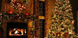 Новогодняя атмосфера в доме