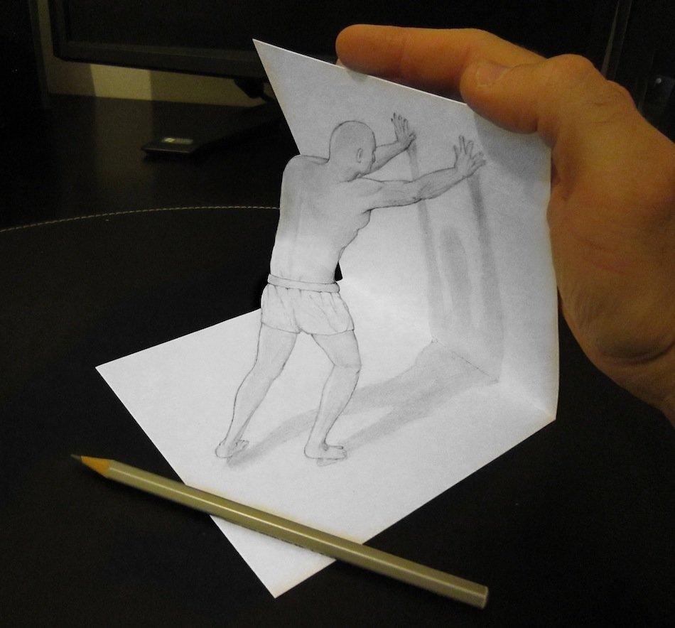 сплавы как сделать фотографию трехмерной первом