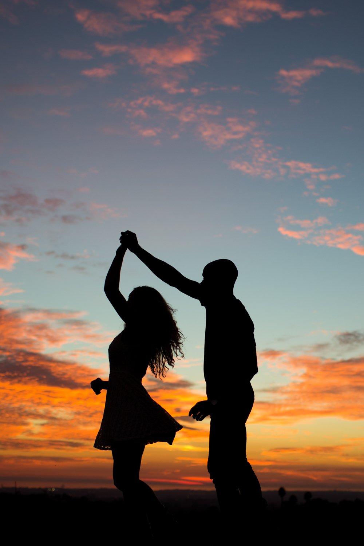 Красивые картинки пары без лица