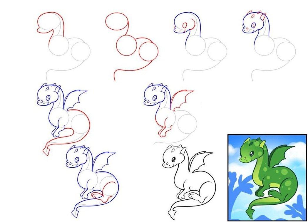 Научиться рисовать любые картинки