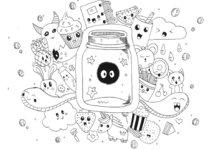 Красивые рисунки для личного дневника