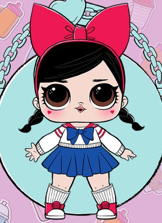Картинки Лол куклы Конфетти Поп