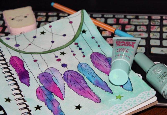Идеи и картинки для личного дневника