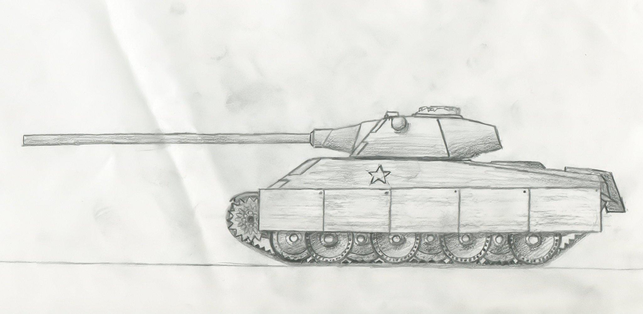 Крутые рисунки про танки, апреля день смеха