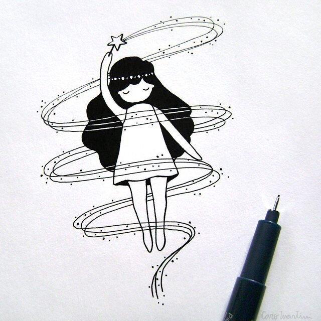 Милые картинки для срисовки