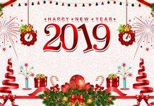 С Новым Годом Свиньи 2019
