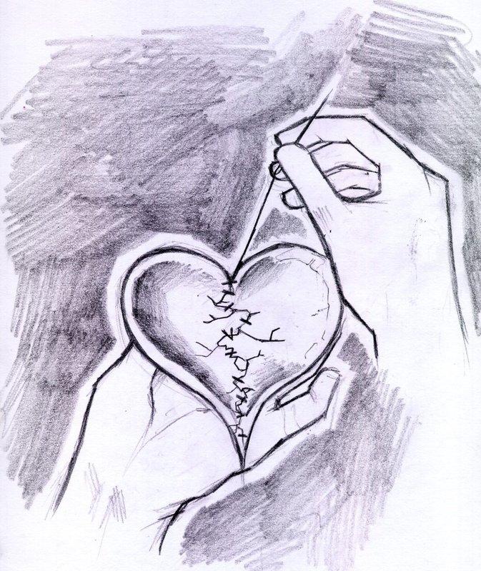 рисунки карандашом о любви со смыслом перейдите