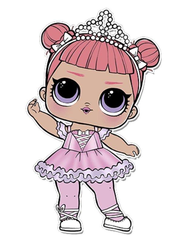 Картинки ЛОЛ куклы