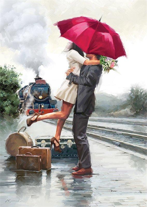 Фото на аву без лица: парень и девушка
