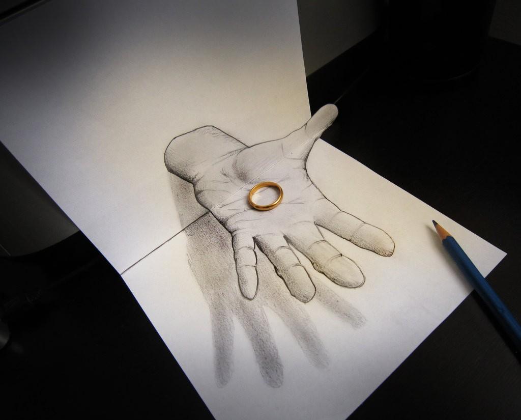 Картинки своими руками карандашом
