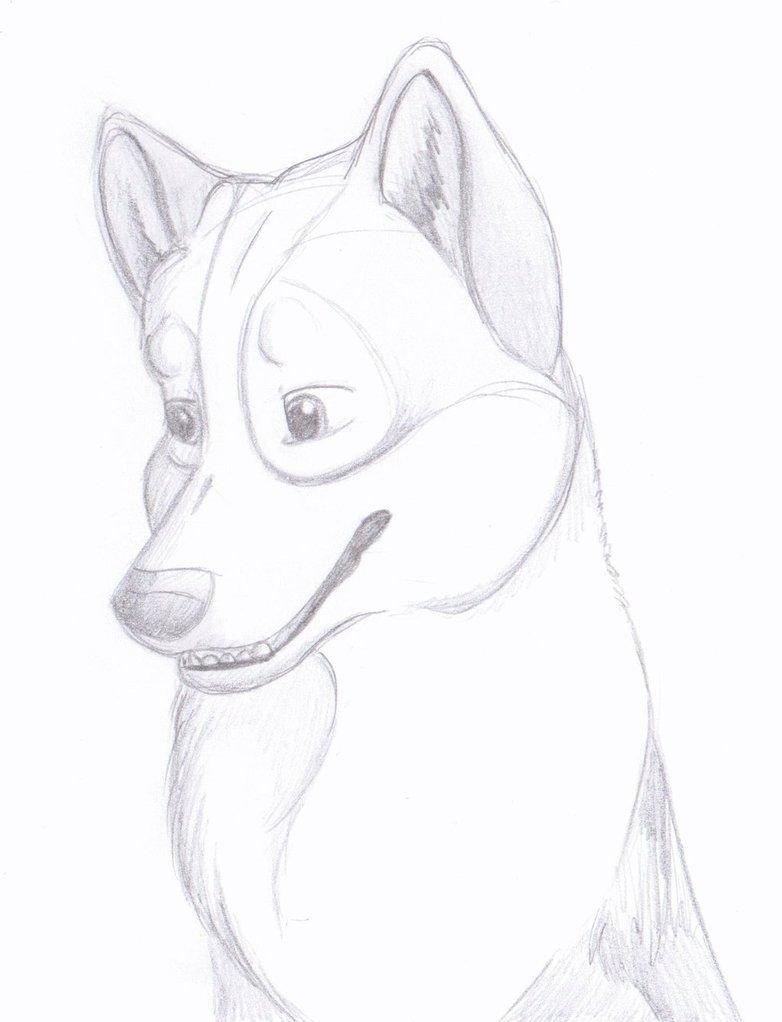 Картинки собак рисовать легко