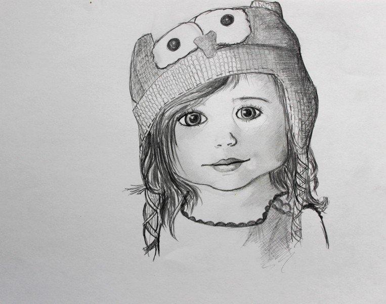 Крутые рисунки карандашом для девочек 10 лет