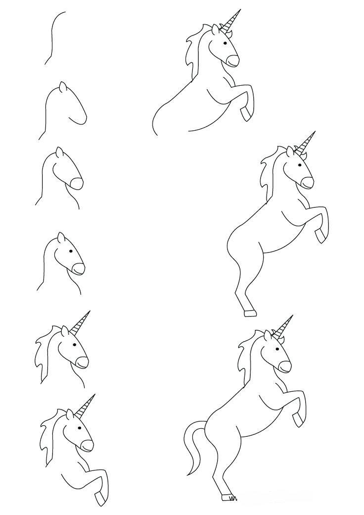 Рисунки для срисовки легкие и красивые картинки для начинающих поэтапно, для бабушек марта