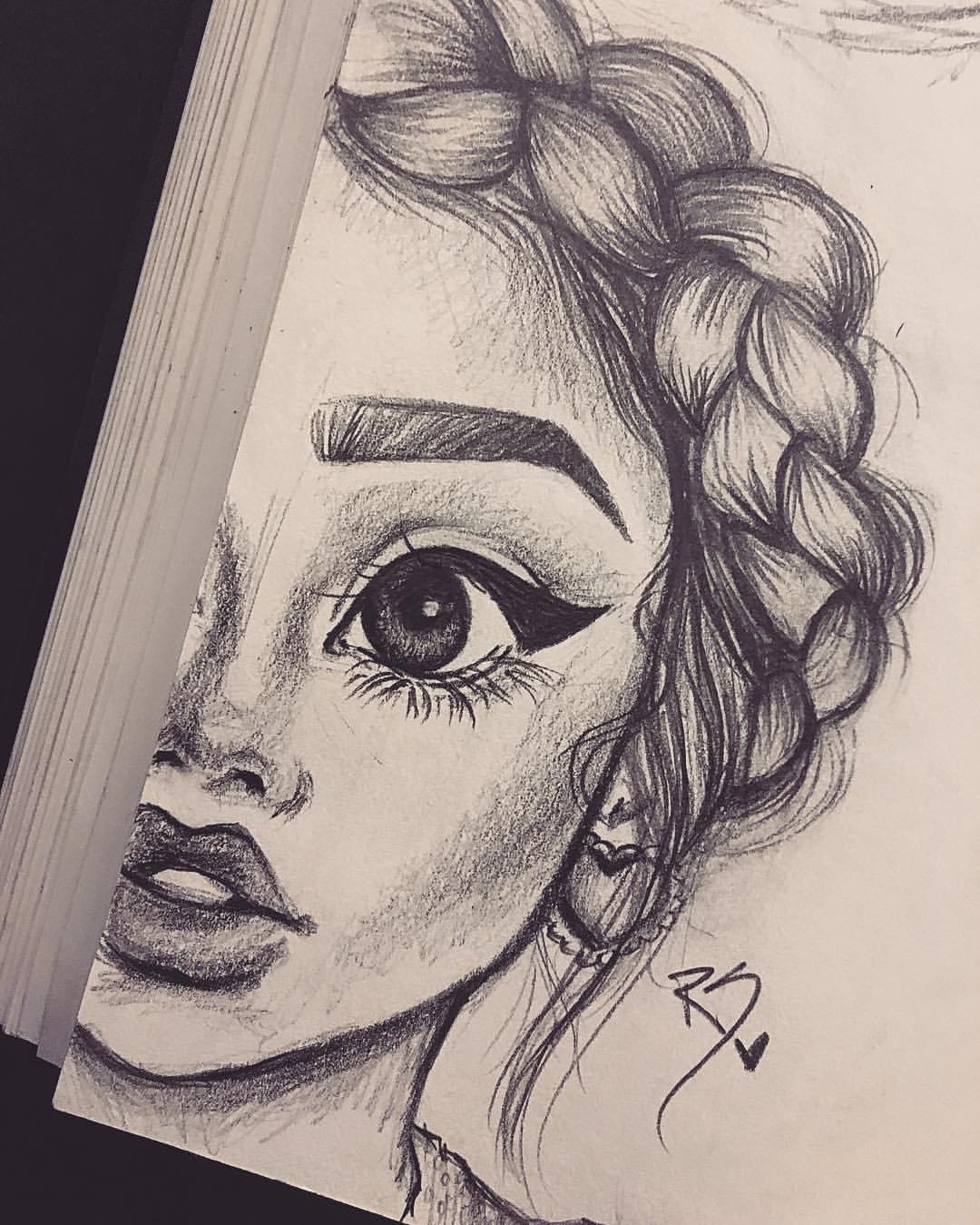 арты для рисования карандашом очень легко и красиво света лечении