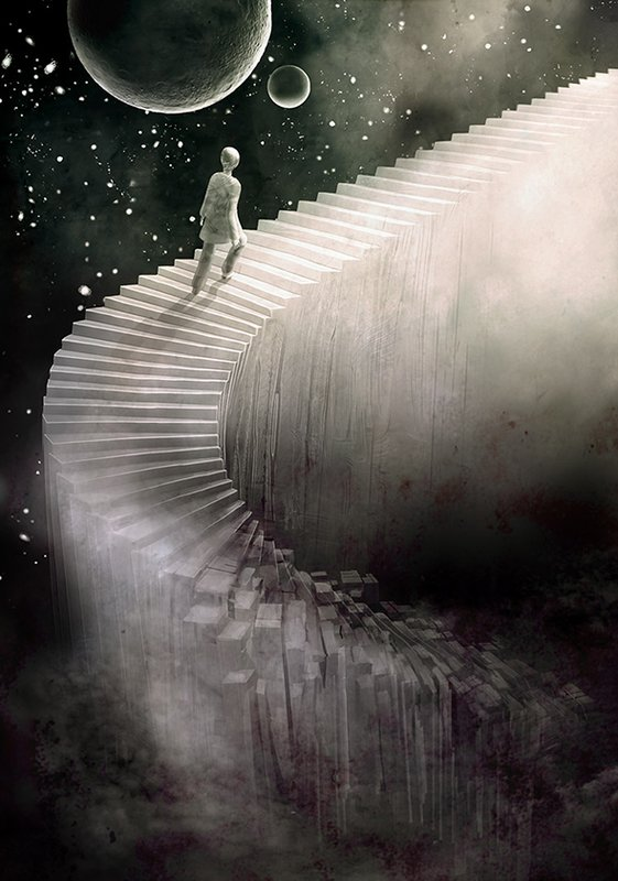 известен своими лестница любви картинки качестве формы