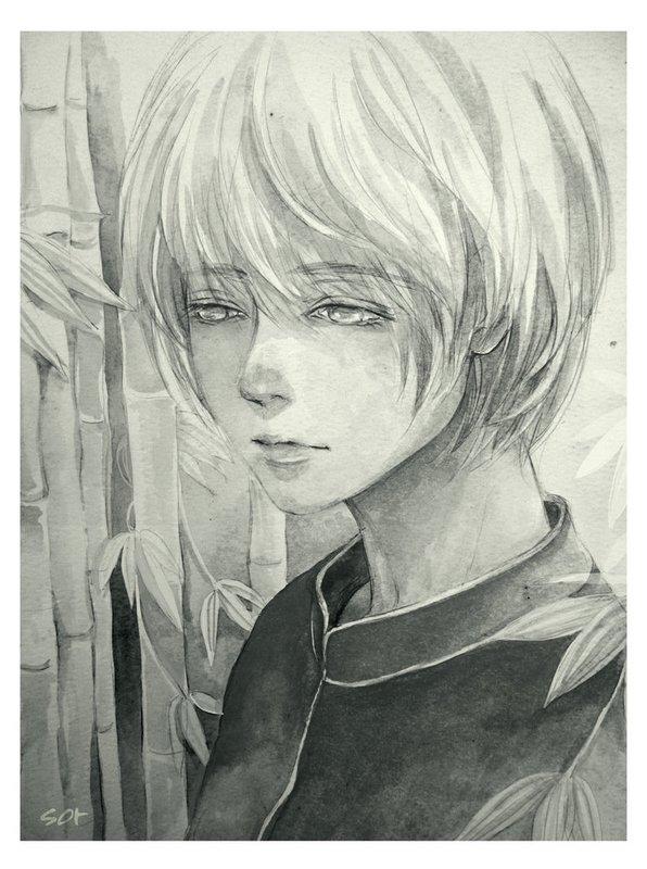 Рисунки карандашом: фото