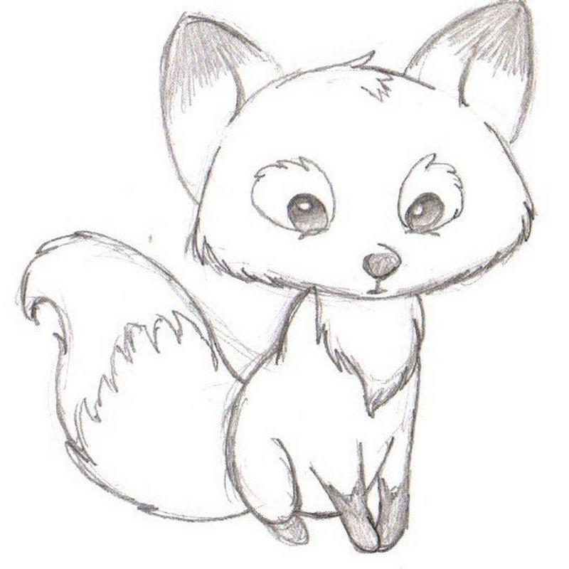 Рисунки для детей 10 лет для девочек карандашом
