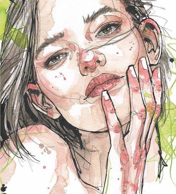 Рисунки карандашом для начинающих красивые
