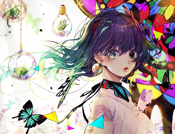 Аватарки аниме для ВК