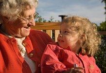 Красивые поздравления с рождением внучки для бабушки и дедушки