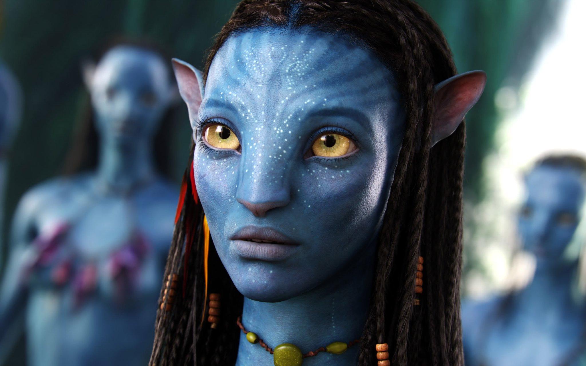 Картинки из кинофильма аватара