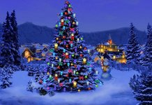Поздравления с рождеством и новым годом в стихах