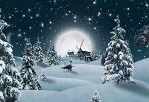 Поздравить с Рождеством христовым в стихах