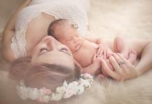Маленькие на день матери