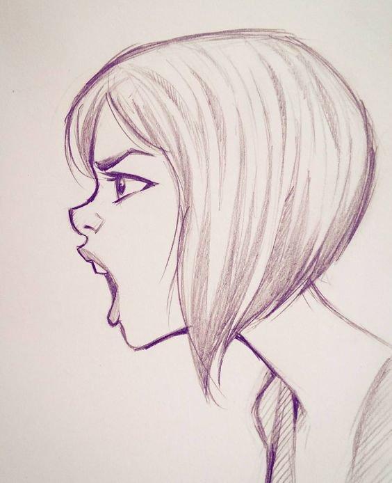 Картинки для срисовки: легкие и красивые
