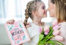 Стихи в день матери от детей