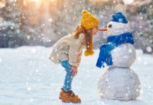 Стих про зиму для детей