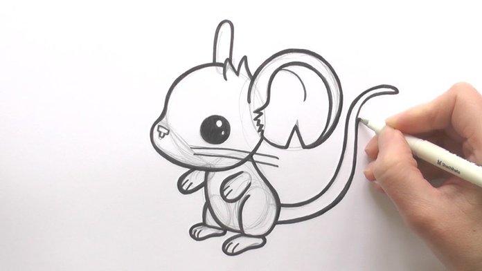 Картинки карандашом для срисовки