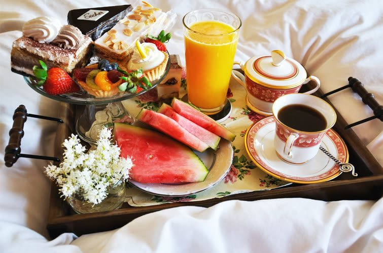 Никахом, картинки с завтраками для доброго утра