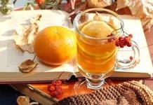 Чай с лимоном и книга