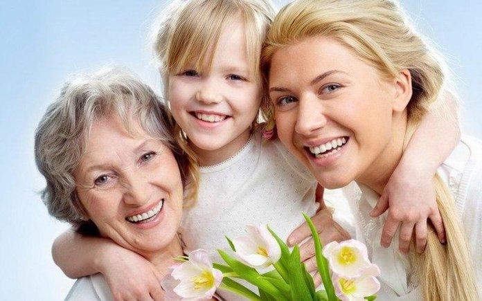 Стихи от внучки бабушке