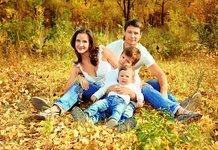 Стих про семью