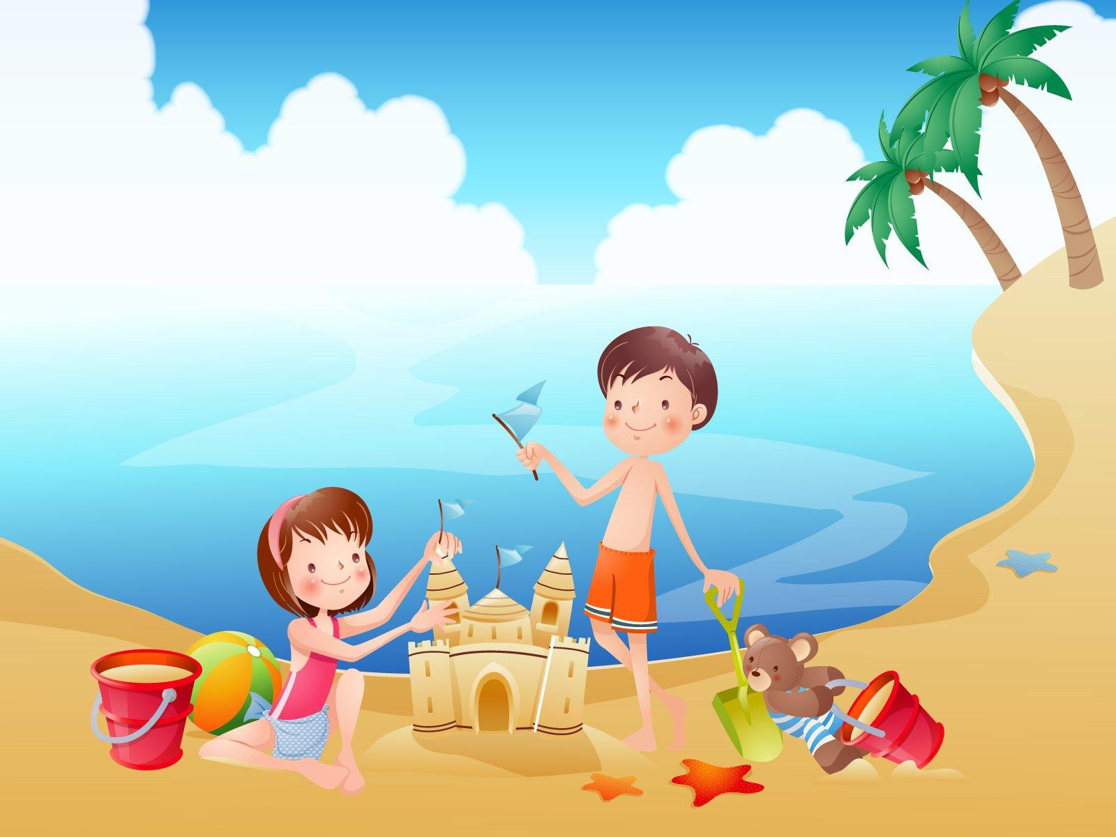 Картинки для детей отдыхать