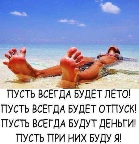 Картинки про лето смешные