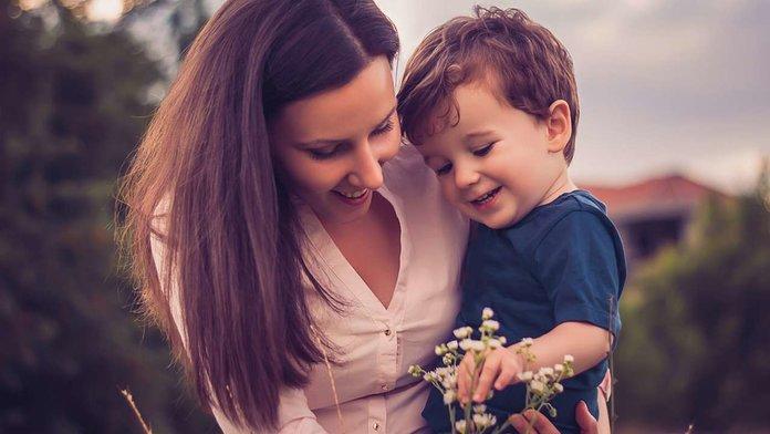 Стихи сыну от мамы чтобы затронуло душу