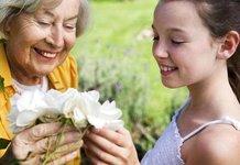 Стих на день матери бабушке от внучки