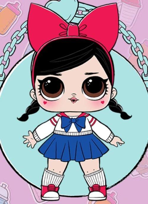 Картинки ЛОЛ куклы 3 серия конфетти поп 2 волна